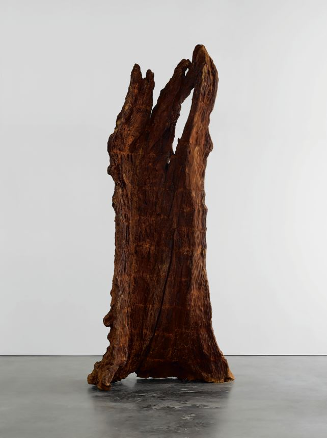 Iron Tree Trunk