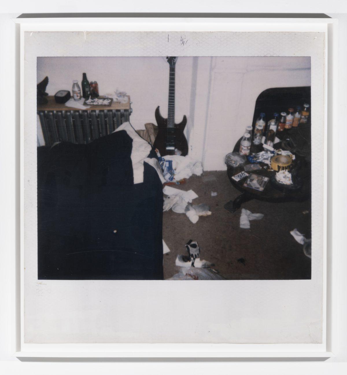 Untitled Polaroid